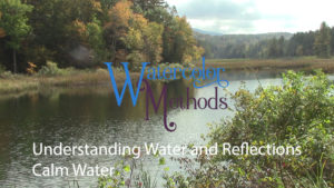 Understanding Water and Reflections For Painting Water