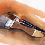 Develop A Rough Sketch Into A Finished Painting