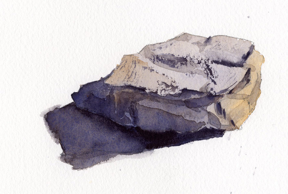 Rocks Archives Watercolor Methods