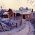 Early Morning Light Online Watercolor Lesson
