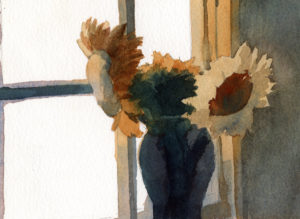 Creative Approach To A Common Subject In Watercolor