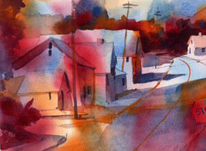 Loosen Up! Watercolor Painting Workshop